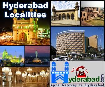 Hyderabad Localities